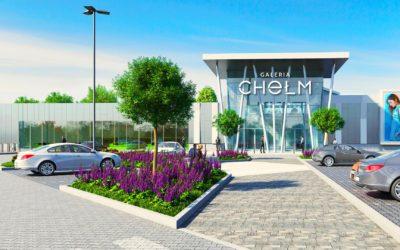 Galeria Chełm skomercjalizowana już w ponad 85% na 10 miesięcy przed otwarciem!