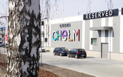 Nowe salony Grupy LPP w Galerii Chełm