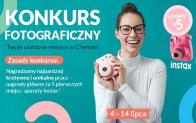 """Konkurs fotograficzny """"Twoje ulubione miejsce w Chełmie"""""""