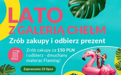 Lato z Galerią Chełm!