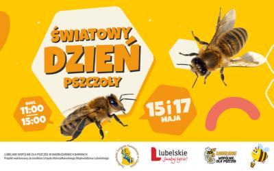 Światowy Dzień Pszczoły w Galerii Chełm